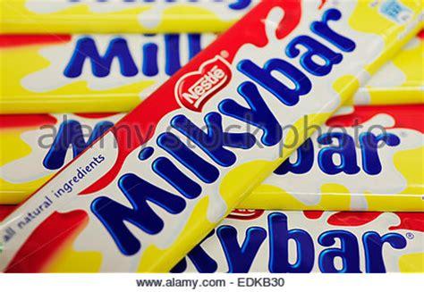 Nestle Background Check Up Of Nestle Milkybar Stock Photo Royalty Free Image 77257161 Alamy