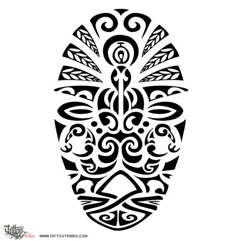 tribal warrior tattoo designs of warrior mask events in custom