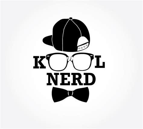 kool design maker branding logo design kool nerd foi designs