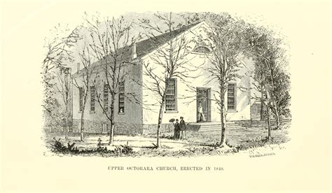 County Pa Records Otorara Presbyterian Church Records Chester County
