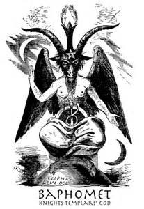 goat illuminati baphomet kkoagulaa