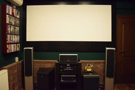 setting up a home theatre in a small room home health
