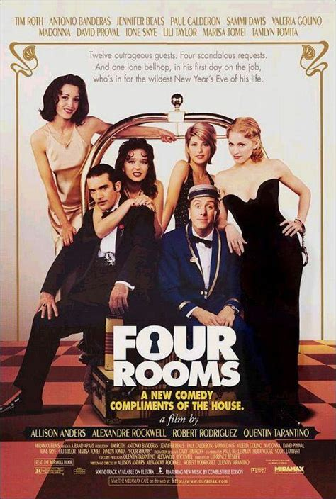 who directed four rooms four rooms 1995 filmaffinity