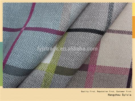 polyester furniture sofa fabric types of sofa material