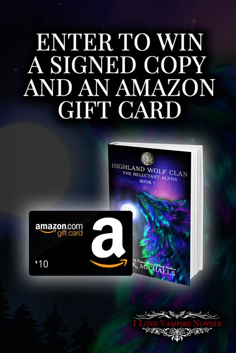 win signed copies or a win a 10 gift card signed copy or swag pack from