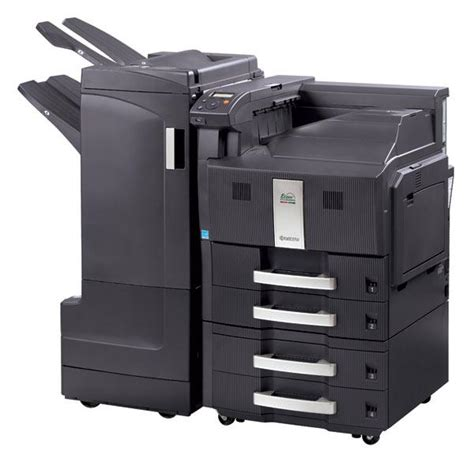Printer Kyocera fs c8500dn 55 50 ppm kyocera color network laser printer kyocera mita digital color copiers