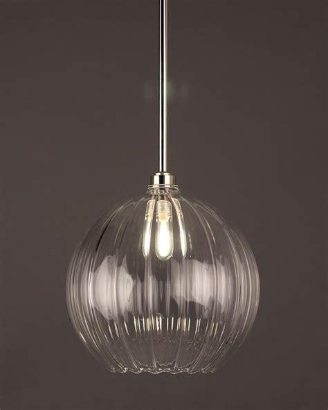 Glass Globe Ceiling Light Hereford Ribbed Glass Globe Bathroom Ceiling Light Fritz Fryer