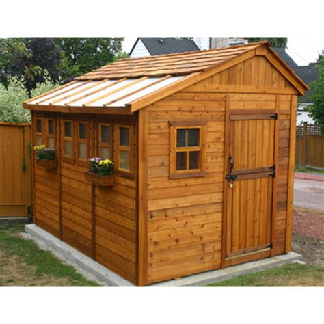 Outdoor Living Garden Shed by Outdoor Living Today Wayfair