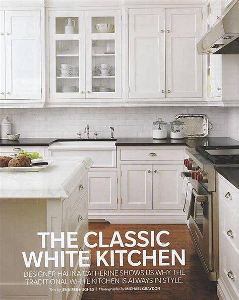 white subway tile backsplash classic english looks in los white cabinets black countertops and white subway tile