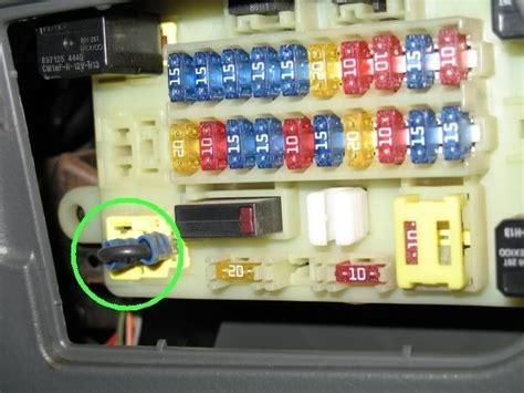 1997 isuzu rodeo fuse box diagram 33 wiring diagram