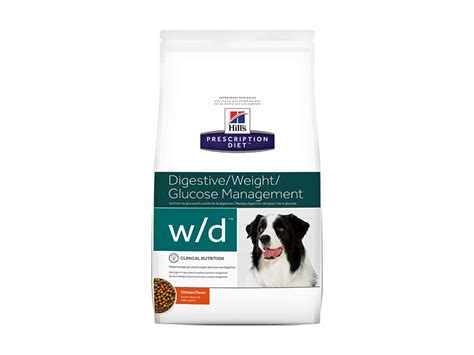 wd food hill s prescription diet w d digestive weight diabetes management with chicken