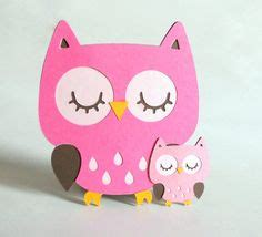 construction paper owl template 1000 images about diy owls and birds on owl