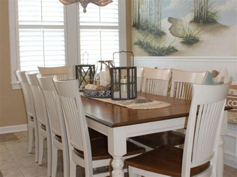 beachy dining table beachy dining room sets dining room ideas