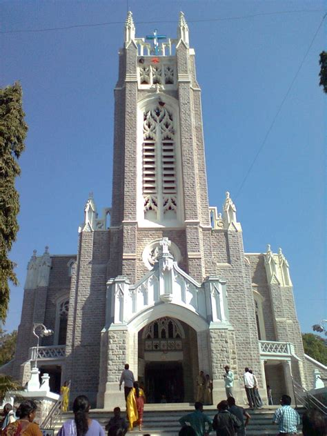 sureshbabuatiith medak church worlds  largest asias church