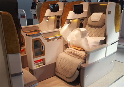emirates airline business class seats look emirates new business class seat business