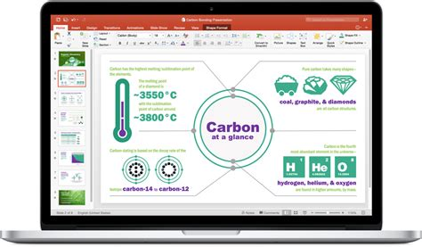 themes for multimedia presentation discover new apps product features in office 2016 for mac