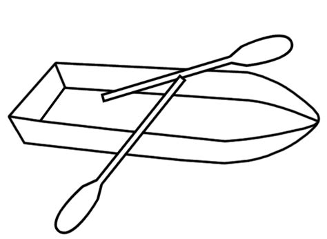 boat drawing activity boat template clipart best