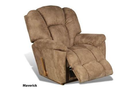 la z boy maverick leather recliner new home furnishers 187 maverick rocker recliner by la z boy