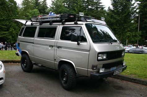 subaru vanagon vanagon offroad custom dream travel ride an old