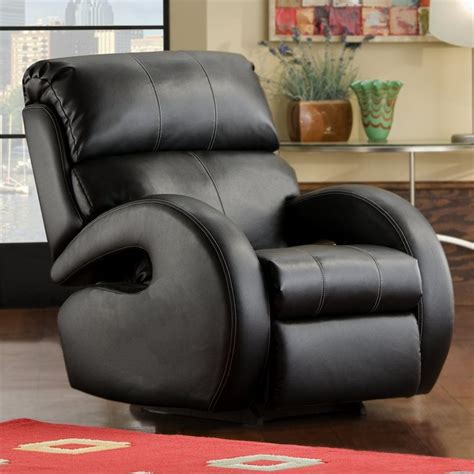 southern motion power recliners southern motion zoom rocker power recliner in mystro black