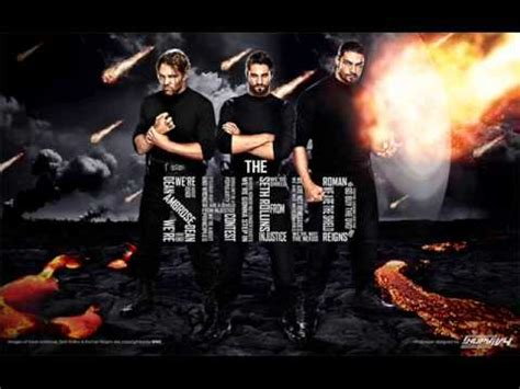 wwe themes names wwe the shield 1st theme song 2012 cd quality youtube