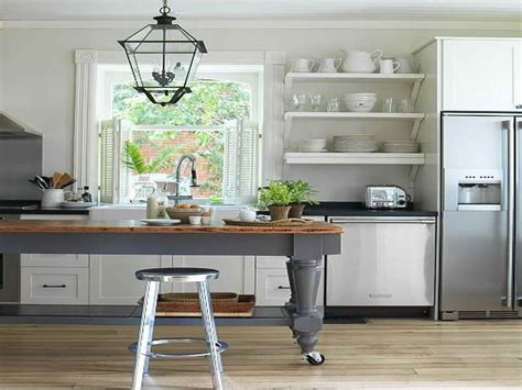 open shelf kitchen ideas 55 open kitchen shelving ideas with closed cabinets