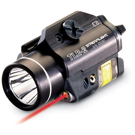 tactical light and laser streamlight 174 tlr 2 tactical light with integrated laser