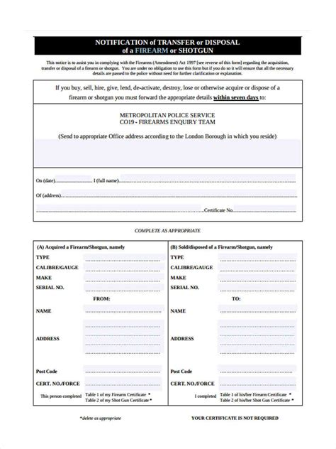 eviction notice template nsw image collections templates