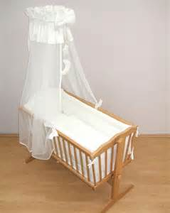 Swinging Crib Bedding Sets 10 Crib Baby Bedding Set 90x40cm Fits Swinging Rocking Cradle Blue Moon Ebay