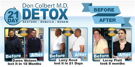 Dr Colbert Detox And Fasting by Detox Look Feel Better Today