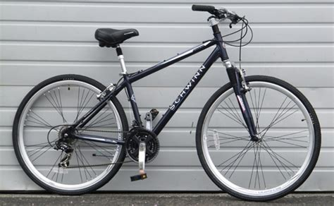 Aluminum Comfort Bike by 17 5 Quot Schwinn Trailway Aluminum Comfort Utility Bike 5 4 Quot 5 7 Quot