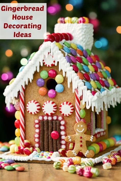 Decorating Ideas Gingerbread Gingerbread House Ideas For Family House Ideas