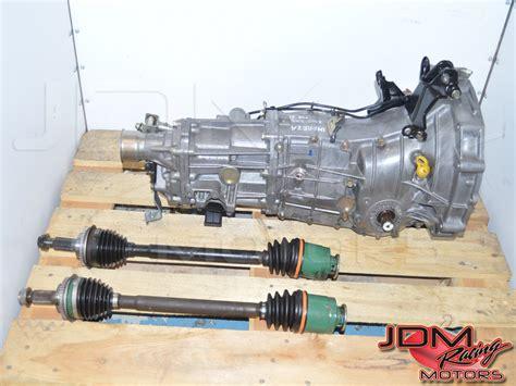 id 3608 impreza wrx 5mt manual transmissions subaru