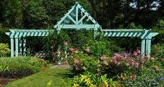 Williamsburg Botanical Garden Virginia Vacations Things To Do