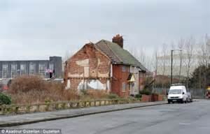 man where house man refuses to leave birkenhead house he was born in despite council demolition