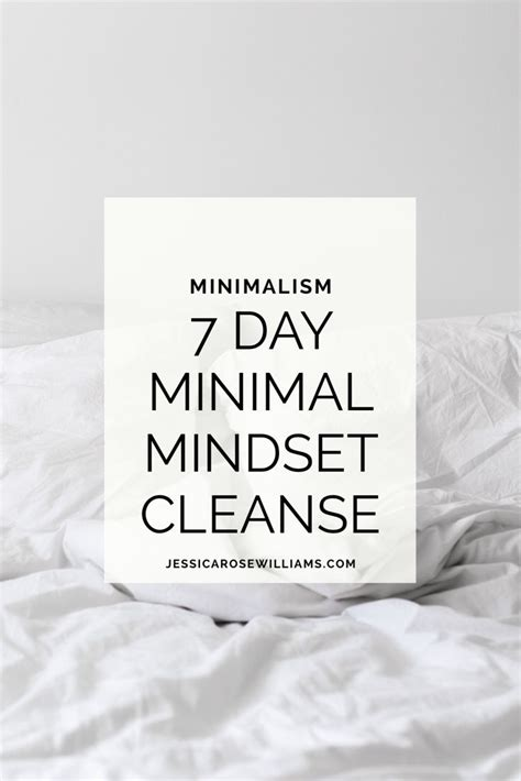 Maximized Living 7 Day Detox by 25 Best Ideas About Minimalist Living On
