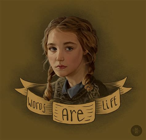 book report on the book thief the book thief liesel on behance