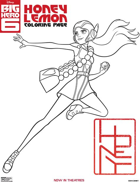 coloring pages big hero 6 big hero 6 coloring pages activity sheets and printables