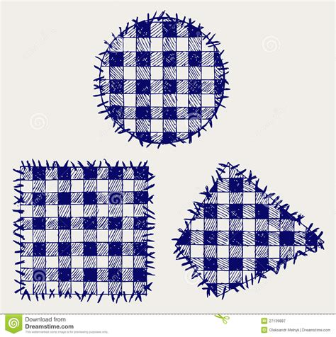 Define Patchwork - set patchwork royalty free stock photography image 27139887