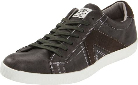 guess sneakers mens guess jocino sneakers in gray for lyst