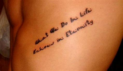 tattoo meaning of life tatto tattoos with meaning of life and death