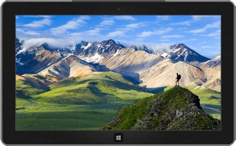 Bing Anniversary ? Windows 10 Free Theme