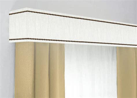 Contemporary Cornice Boards Custom Cornice Board Pelmet Box Window Treatment In White Slub