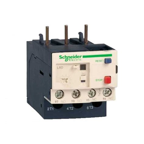 Thermal Relay Schneider Lrd22 schneider electric 25 40a relay thermal elk class 10 connectors lrd340