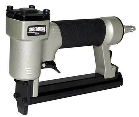 Upholstery Staple Gun Recommendations by Surebonder 9615a Upholstery Stapler Review Staple Gun
