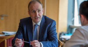 fianna fail front bench martin tells tds not to make empty budget promises