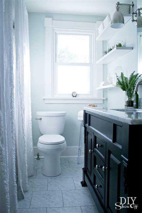 Bathroom makeover diy show off diy decorating and home improvement blogdiy show off