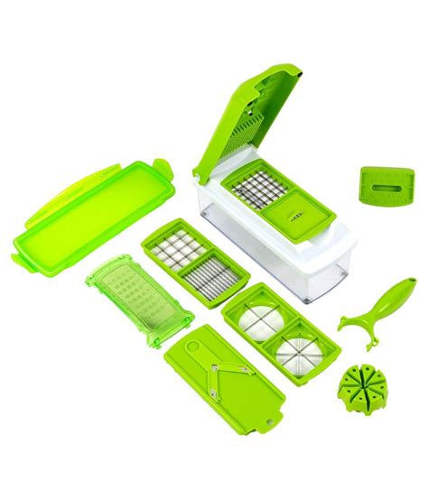 Multi Slicer genius nicer dicer plus multi chopper vegetable cutter