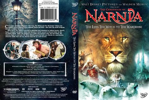 Witch Wardrobe Dvd by The Chronicles Of Narnia The The Witch And The Wardrobe Dvd Custom Covers