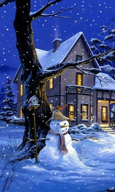 animated christmas wallpapers cell images  pinterest desktop backgrounds